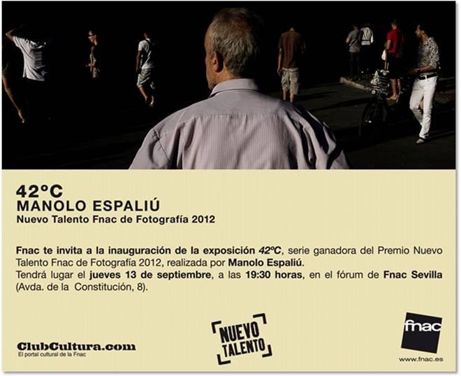 Exposición 42º C en FNAC de Sevilla