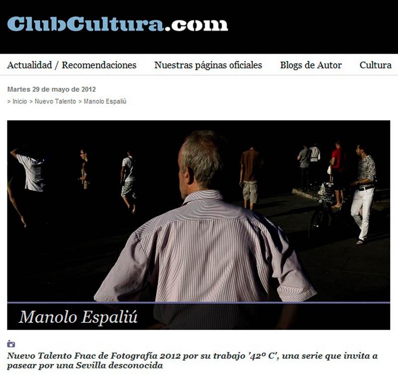 ClubCultura FNAC - 42º C